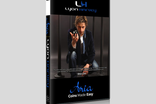 Aria DVD Lyon Harvey